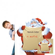 Wishes for Santa Claus