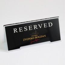 Set rezervacija stola - 10kom