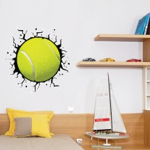 Teniska lopta
