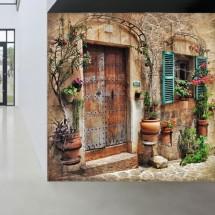 Fototapeta Vintage City
