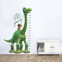 Height measure The Good Dinosaur