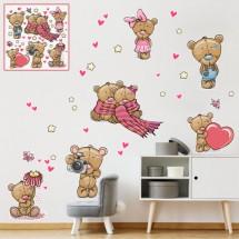 Teddy bear company pink