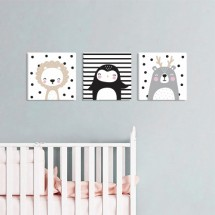 Cute animals set 2