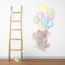 Slonić i balončići