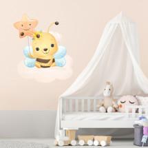 Pčelica sa zvezdom