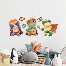 Dino heroes