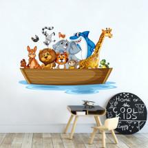 Životinje u čamcu