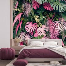 Fototapeta Tropical trees