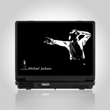 Stickers Skin Michael Jackson