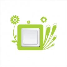Spring flower Switcher