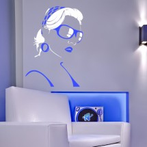 Dama sa naočarima