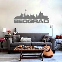 Beograd Skyline