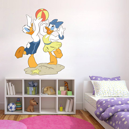 Donald and Daisey