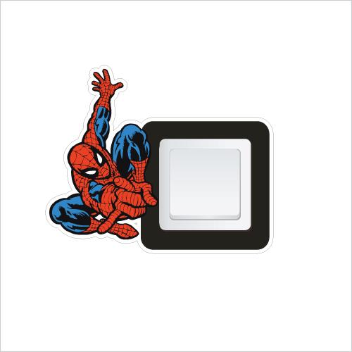 Spiderman prekidač