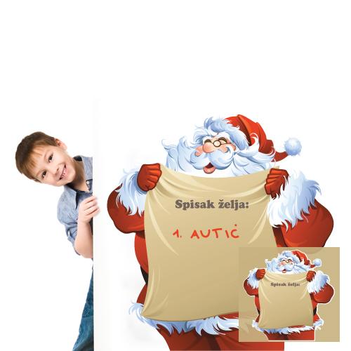 Želje za Deda Mraza