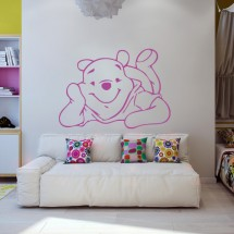 Lazy Winnie The Pooh