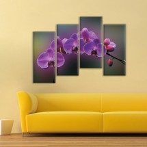 The Branch Of Orchids - Click for details