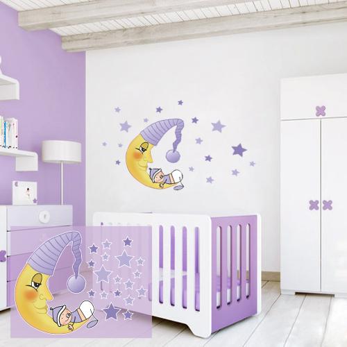 Beba na mesecu 1