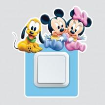 Disney bebe prekidač 1