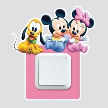 Disney bebe prekidač 2 - Klikni za detalje