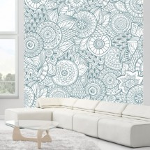 Fototapeta Abstract floral - Klikni za detalje