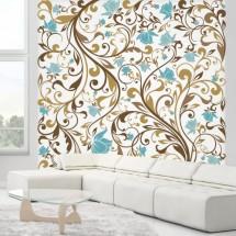 Fototapeta Abstract floral 3 - Klikni za detalje