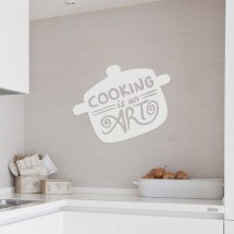 Cooking art - Click for details