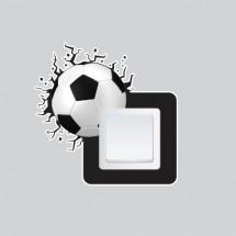 Fudbalska lopta prekidač