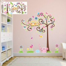 Owl Tree - Click for details