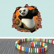 3D Kunf Fu Panda