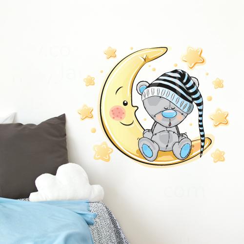Medo na mesecu-sivi