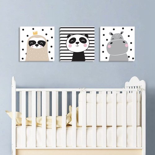 Cute animals set 1