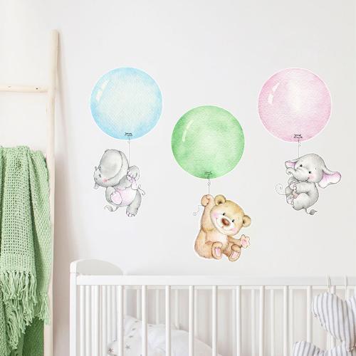 Životinje sa balonima