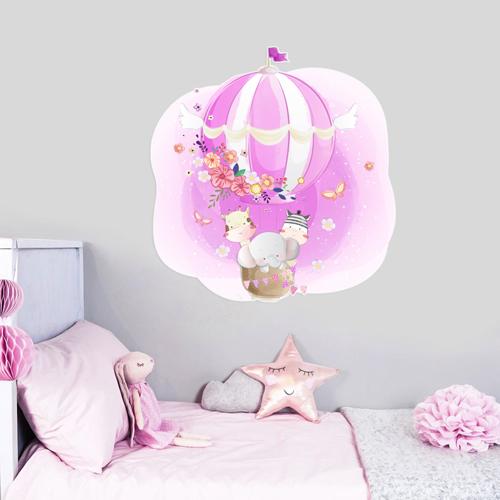 Životinje u balonu - devojčice