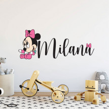 Baby name Minnie