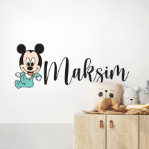 Mickey beba sa imenom