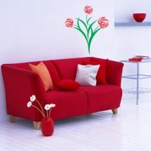 Crveni cvet