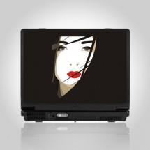Nalepnice Geisha