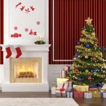 Božićni set
