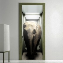 Slon u liftu