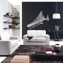 Golden Gate Skyline - Klikni za detalje