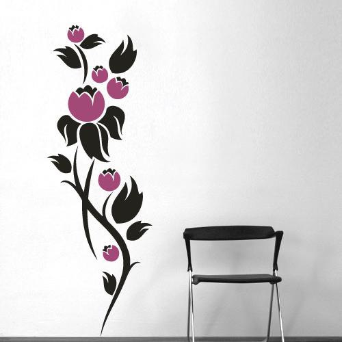 Lila cvet